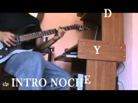 INTRO GUITARRA( NOCHE Y DIA LOS GATOS LOCOS)