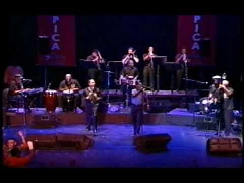 diez lagrimas - Los Hermanos Lebron