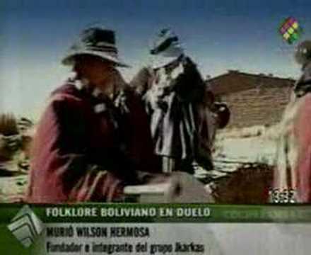 Muri� uno de los creadores de grupo folkl�rico Los Kjarkas