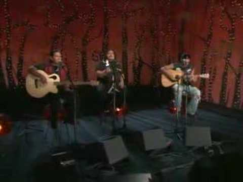 """I Never Met A Woman"" (Acoustic) - by Los Lonely Boys"