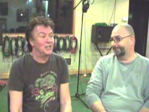 Paul Young talks to Kevin Por�e at Berry Street Studio