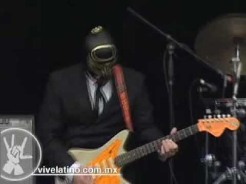 Los Straitjackets (1) @ Vive Latino - Outta gear