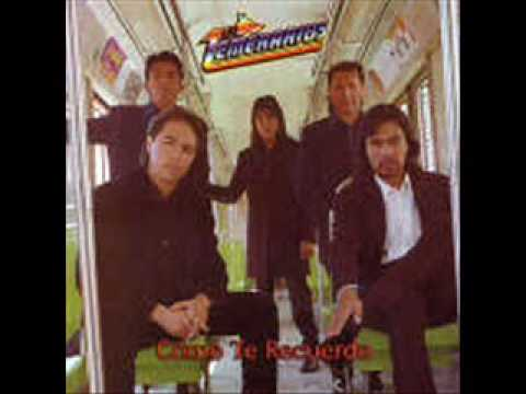 Los Temerarios-Botella Envenenada