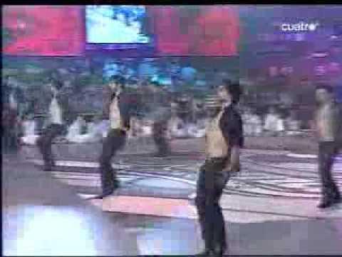 Gala 02 Actuacion Los Vivancos - Fama A Bailar