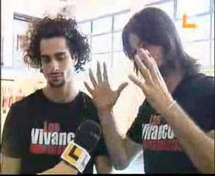 Los Vivancos, entrevista Localia Televisi�n flamenco