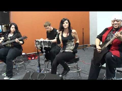 Losing Scarlet Acoustic Show 3-12-11 - Left To Burn