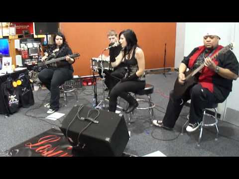 Losing Scarlet Acoustic Show 3-12-11 - Die With Us