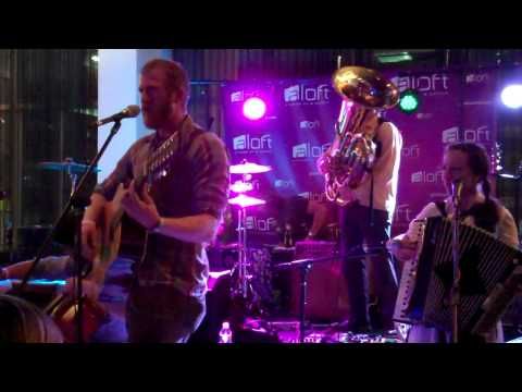 "Lost In The Trees - ""All Alone In An Empty House"" Live @ SXSW 2010"