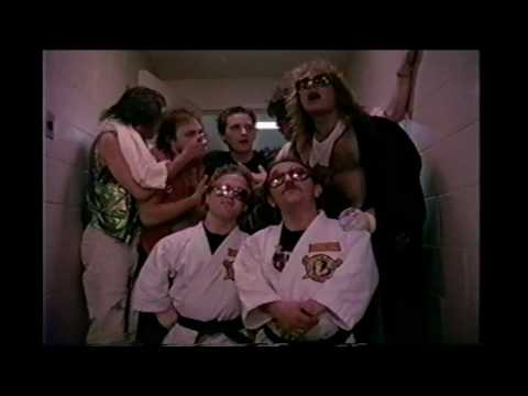Van Halen - MTV Lost Weekend (Happy Trails backstage after the show) - 1984-04-04 [VHFrance Videos]