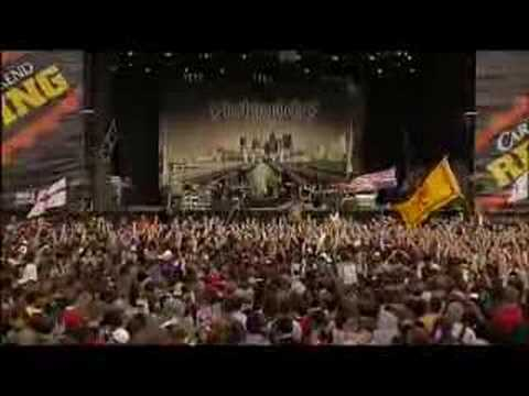 Lostprophets - Last Train Home (Live,Reading Festival 2004)