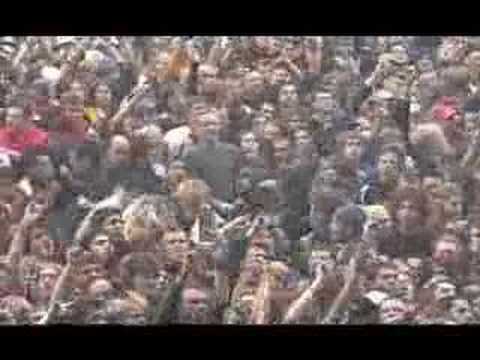 Lostprophets - Start Something (Live @ Rock Am Ring 2004)