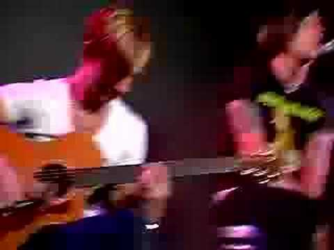 Lostprophets - Rooftops (Acoustic on Artist Direct)