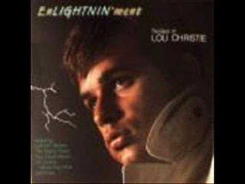 Lou Christie - Two Faces Have I