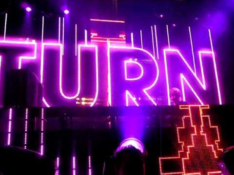 David Guetta - On the dancefloor Belgrade Arena 08.05.2010. HQ
