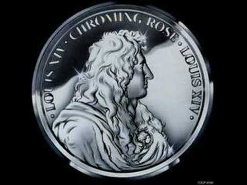 Chroming Rose - Louis XIV