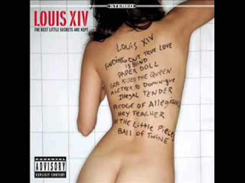 Finding Out True Love Is Blind ( Acoustic Version ) Louis XIV