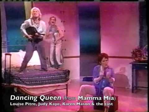 Mamma Mia`s DANCING QUEEN - Rosie O`Donnell Show