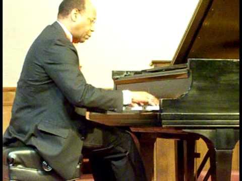 "Donald Ryan performs ""Kitten On The Keys"" a Zez Confrey tune"