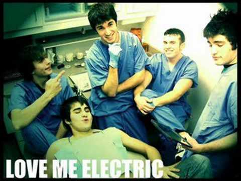 I`ll Count To Four - Love Me Electric