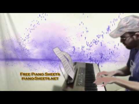 Mariah Carey - I Want To Know What Love Is - Instrumental - Piano Cover - John Pelicano
