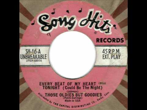 Tonight Could Be The Night by Johnson on early 1960`s Song Hits 45.