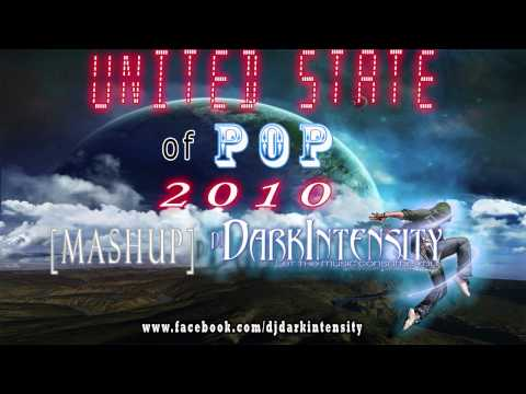 Pop Got Us Falling In Love [2010 Mega Mashup] - Top 25 Billboard Hits | dj Dark Intensity