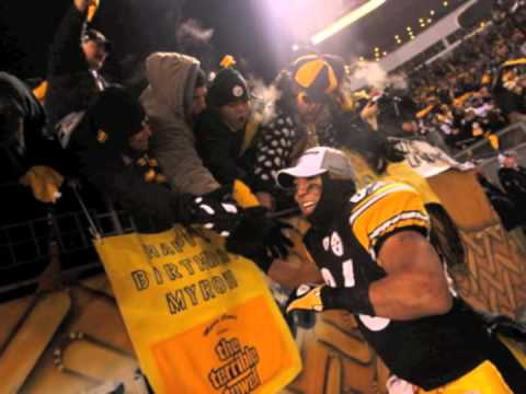 No Strangers in the Steeler Nation!