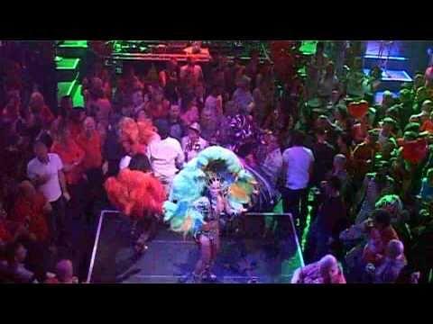 Lovedance 2010 - sambaband Bumba Amsterdam - Paradiso