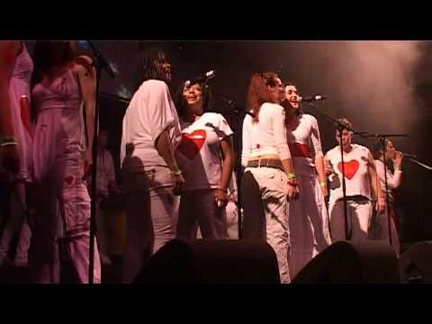 Lovedance Paradiso 2009 - Sambaband Bumba & Friends part 2
