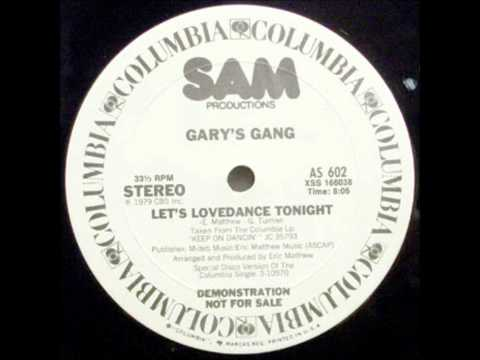 Gary`s Gang - Let`s Lovedance Tonight (1979)