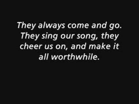 Goodbye my love - Lyrics