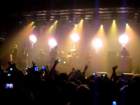 Brandon Flowers - Was It Something I Said Part 1 - Manchester Academy 16/10/2010