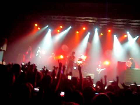 Brandon Flowers - Playing With Fire - Part 1 - Manchester Academy 16/10/2010