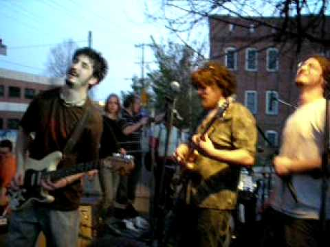 Lower Case Blues - Whipping Post SKID FEST spring `07