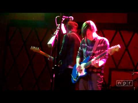 NPR Music Minutes From CMJ 2010: Lower Dens