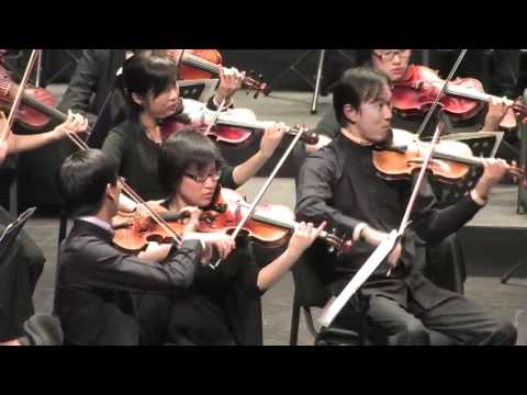 Schubert - Symphony no. 5 in B flat major (4/5) III. Menuett, Macau Youth SO & Veiga Jardim