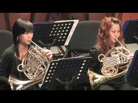Schubert - Symphony no. 5 in B flat major (3/5) II. Andante con moto, Macau Youth SO & Veiga Jardim