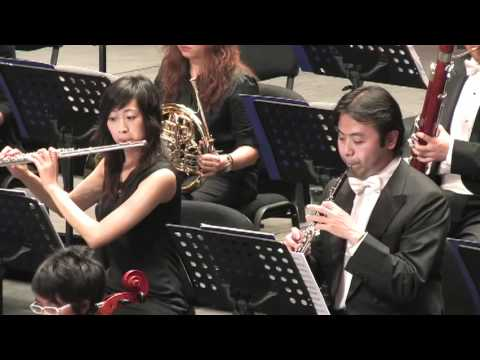 Schubert - Symphony no. 5, in B flat major (2/5) II. Andante con moto, Macau Youth SO & Veiga Jardim