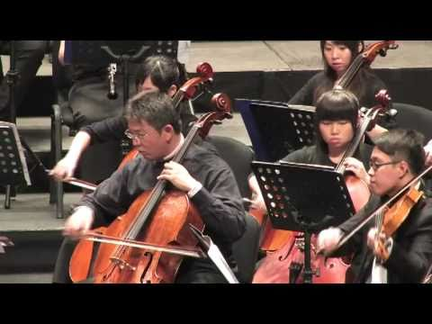 Schubert - Symphony no. 5 in B flat major (5/5) IV. Allegro vivace, Macau Youth SO & Veiga Jardim