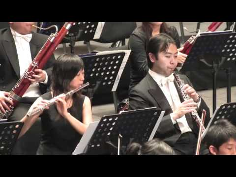Schubert - Symphony no. 5 in B flat Major, D 485 (1/5) I. Allegro, Macau Youth SO & Veiga Jardim
