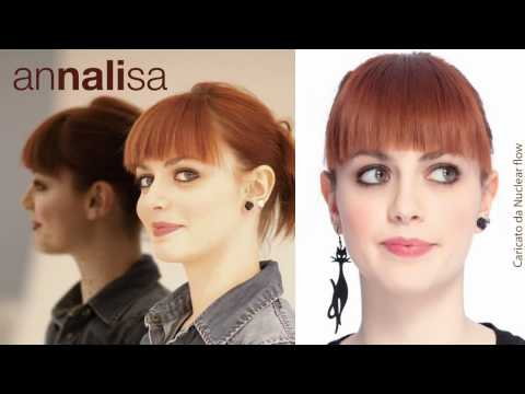 Annalisa Scarrone - Diamante Lei e Luce Lui ((FULL HD))