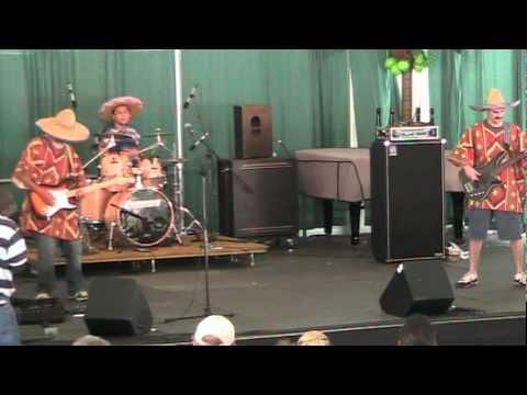 Los Pocos Locos - Riptide @ Musikfest 2010