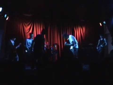 On Lucid Ground - Eyes Closed (live at Kings Arms, 27th May 2009)