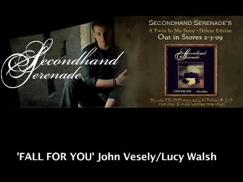 `Fall For You` featuring LUCY WALSH
