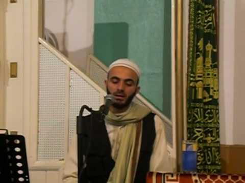 Madih Walid El-Zein - Oh Muhammad LIVE AUFNAHME Madih (Islamvortrag Essen 15.11.2009)