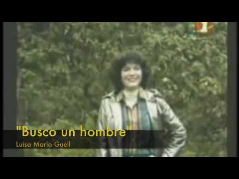 Busco un hombre/Luisa Maria Guell.