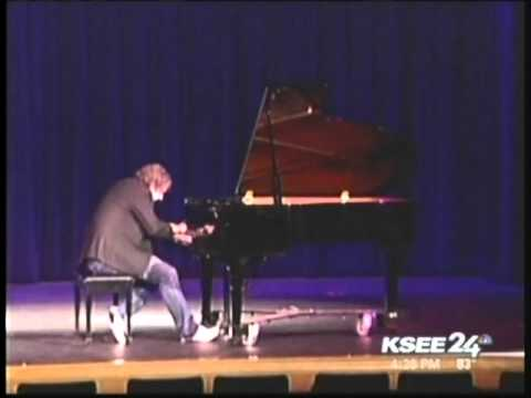 Lukas Vondracek Fresno Phil Concertos for Kids