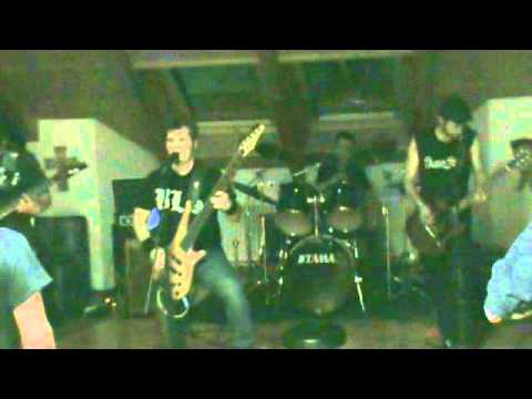 Skarn - Suicide Messiah (Black Label Society Cover)-Live Flowers (Bronzolo)