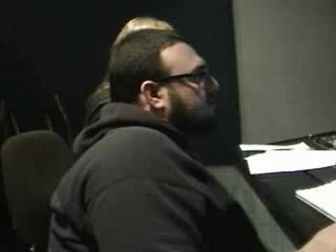 Luna Mortis - Florida Recording session 2008 - PART 2