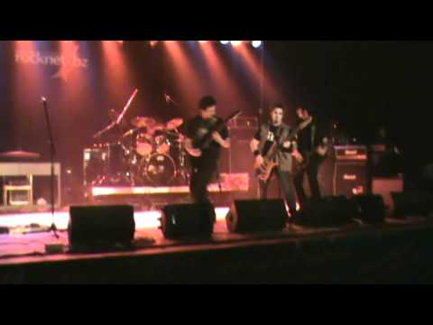 Skarn - Suicide Messiah (Live) & Intervista - International Live Award ( Lagundo ) - 10/03/2011